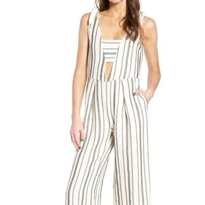 Levi's Made & Crafted Wide Leg Jumpsuit, Size 1